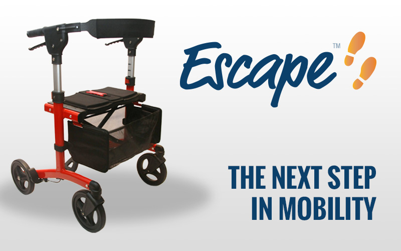 ESCAPE Red - The Next Step in Mobility