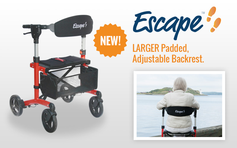 New Escape Large Backrest