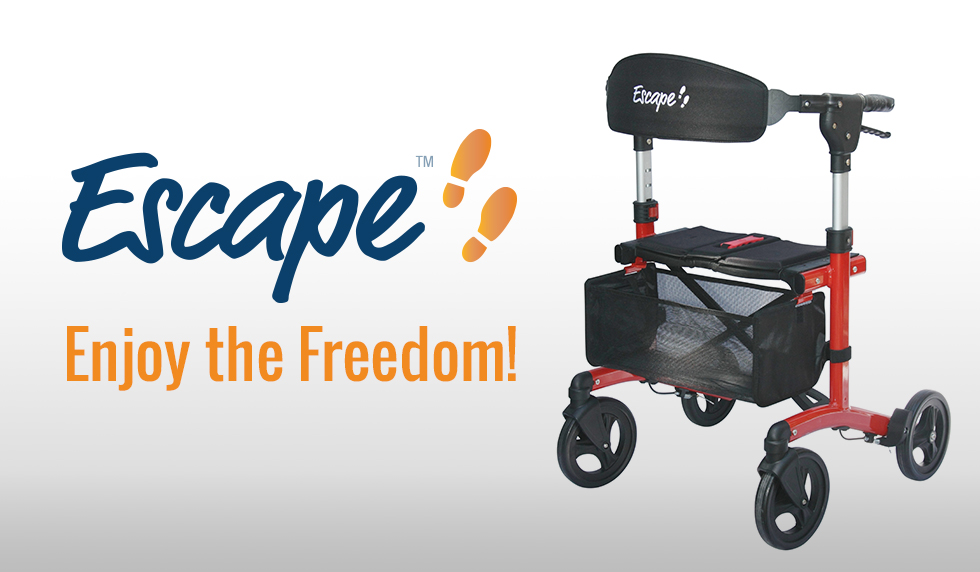 Escape Walker - Enjoy the Freedom!