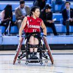 Tara Llanes Basketball